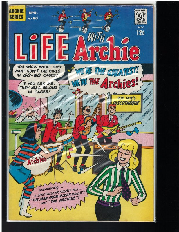 Life With Archie #60 (1967)