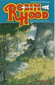Robin Hood (Eternity) #2 FN; Eternity | save on shipping - details inside