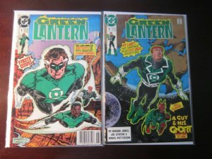 17 Different Green Lantern 2nd Series from:#1-46 (1990)
