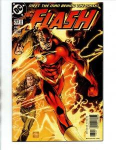 The Flash #213 - Geoff Johns - 2004 - (-NM)