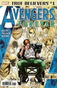 True Believers Avengers Forever #1 (Marvel, 2019) NM