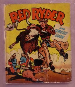 RED RYDER- CIRCUS LUCK- FRED HARMAN, 1947 # 1466 BLB VG