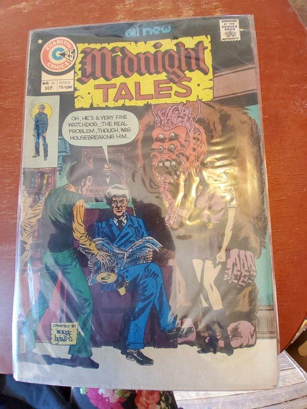 Midnight Tales #14 (1975)