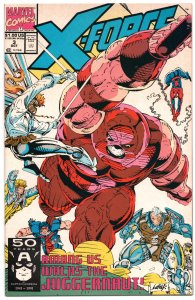 X-Force #3 VF/NM (Note: Last panel shows one of the Twin Towers being blown up)