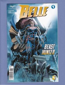 Belle Beast Hunter #1 NM Zenescope Comics