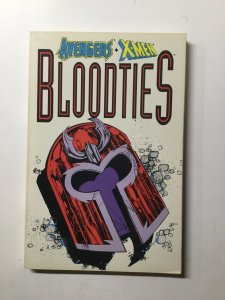 Avengers X-Men Bloodties Tpb Sc Softcover Near Mint Nm Marvel