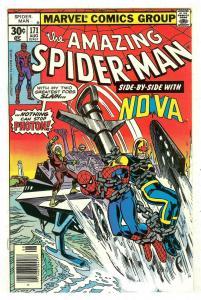 Amazing Spiderman 171   Nova
