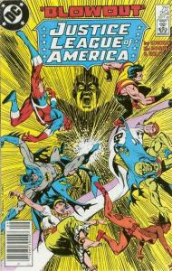 Justice League of America (1960 series) #254, VF (Stock photo)