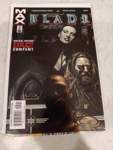 Blade (JP) #5 (2002) MAX COMICS (MARVEL)