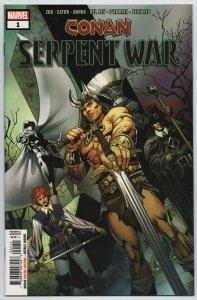 Conan Serpent War #1 (Marvel, 2020) NM