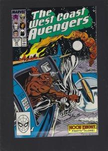West Coast Avengers #29 (1988)