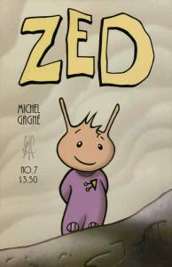Zed #7 VF/NM; Gagne | save on shipping - details inside
