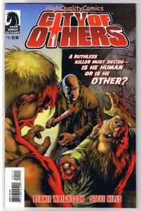 CITY OF OTHERS #1 2 3 4, NM, Bernie Wrightson, Zombies, Vamps, Steve Niles