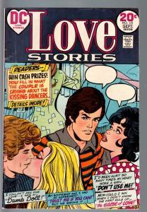 LOVE STORIES #151-D.C. ROMANCE-SILVER AGE-VG- VG-