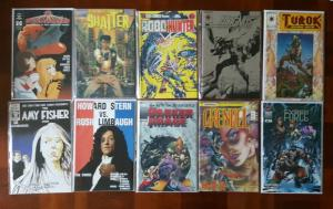 30 Independent Comics - Image, First, Valiant, and more! 80s & 90s