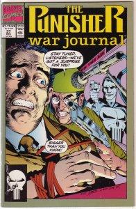 Punisher War Journal   vol. 1   #37 VG/FN