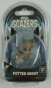 Potted Groot Neca Scalers - Marvel's Guardians of the Galaxy baby NEW IN BOX