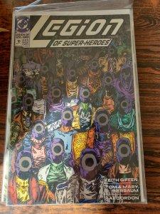 Legion of Super-Heroes #18 (1991)