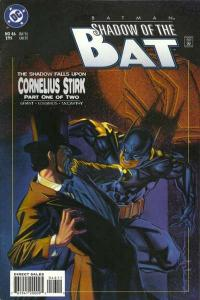 Batman: Shadow of the Bat #46, NM (Stock photo)