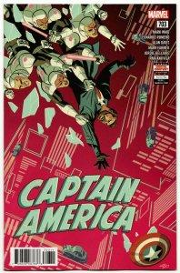 Captain America #703 (Marvel, 2018) NM