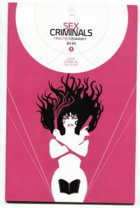 Sex Criminals #1-comic book-First issue-Image-2013