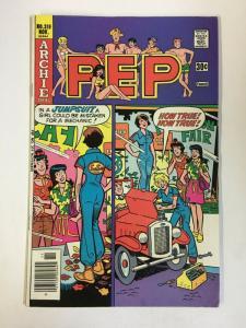 PEP (1940-1987)319 VF-NM Nov 1976 COMICS BOOK