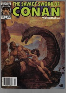 Savage Sword of Conan #125 (Marvel, 1986)