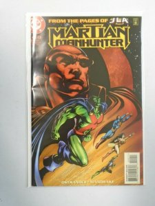 Martian Manhunter #0 8.0 VF (1998)