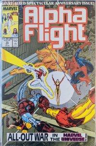 Alpha Flight #75 (1989)