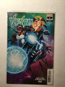 Venom 6 Lgy 171 Near Mint Nm Ramos Variant Marvel
