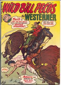 The Westerner #41 1951-Patches-Wikd Bill Pecos-Lobo The Wolf Boy-VF-
