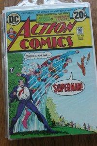 Action Comics #426 (DC, 1973) Condition: VF