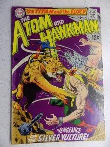 ATOM AND HAWKMAN # 39 DC JOE KUBERT ART