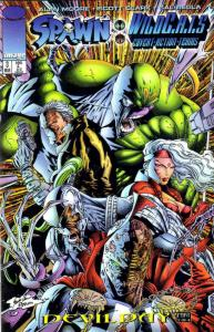 Spawn/WildC.A.T.S #3 VF/NM; Image | save on shipping - details inside