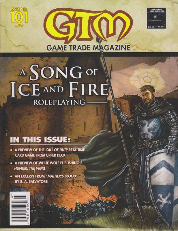 Game Trade Magazine #101 VF/NM; Alliance | save on shipping - details inside
