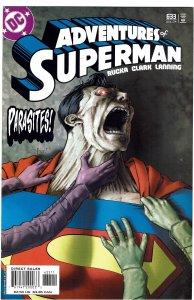 Adventures of Superman #633 NM+