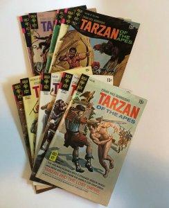 Tarzan #194 -204 No #203