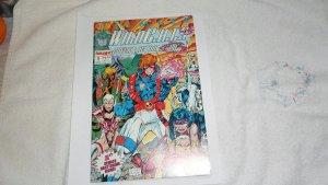 1992 image comics wildcats # 1