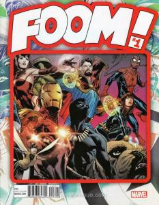 FOOM Magazine (2nd Series) #1 VF/NM; Marvel | save on shipping - details inside