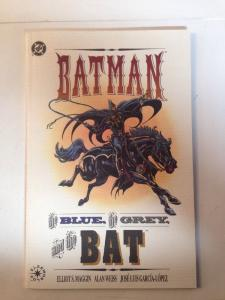 Batman The Blue The Grey And The Bat Near Mint Elseworlds