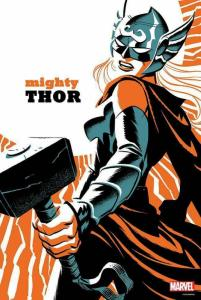 Mighty Thor #4 Poster by Michael Cho (24 x 36) Rolled/New!
