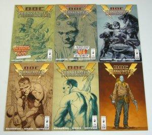 Doc Frankenstein #1-6 VF/NM complete series - wachowski bros. - steve skroce set