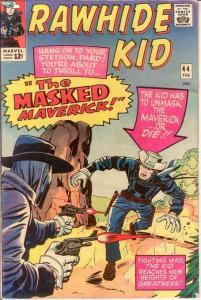 RAWHIDE KID (1960-1979) 44 F+   February 1965 COMICS BOOK