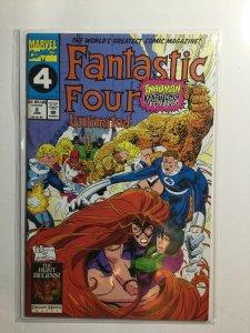 Fantastic Four Unlimited 2 Near Mint Nm Marvel
