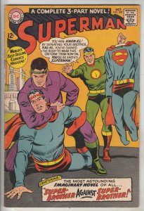 Superman #200 (Oct-67) VF/NM- High-Grade Superman, Jimmy Olsen,Lois Lane, Lan...