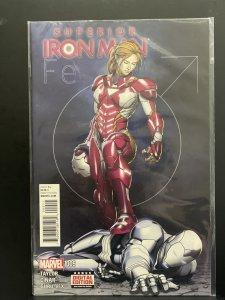 Superior Iron Man #9 (2015)
