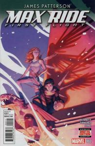 Max Ride: First Flight #2 VF/NM; Marvel | save on shipping - details inside