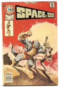 Space: 1999 #2 1976- Charlton TV comic- Staton VG/FN