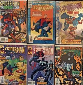 SPIDER-MAN/VENOM  COVER STORIES MARVEL ALL NM CONDITION