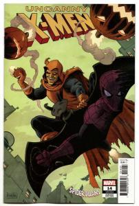 Uncanny X-Men #14 Spider-Villains Variant Cvr (Marvel, 2019) NM